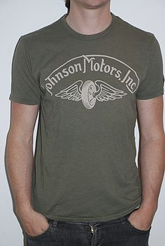 Johnson Motors Inc. by ♥ iloveyourtshirt, via Flickr