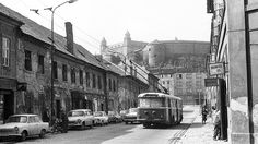 Bratislava, Old Photos, Street View, Postcards, Nostalgia, Times, Antique Photos, Vintage Photos, Old Pictures