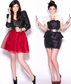 Model and half-sister of Kourtney, Kim, Khloe, and Rob Kardashian, Kylie Jenner (age 14)