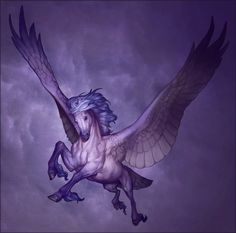 YMC - Pegasus by *LhuneArt on deviantART  (Too stunning, had to pin again!)