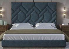 Bedroom Bed Wall Design Headboards 68 Ideas For 2019 Luxury Bedroom Design, Bedroom Bed Design, Bedroom Furniture Design, Home Room Design, Bed Furniture, Home Decor Bedroom, Bed Headboard Design, Headboards For Beds, Bed Back Design