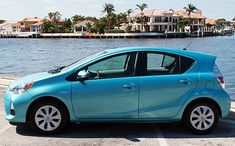 Toyota Prius C — Cheapest New Cars To Own Over Time 2013 List (Article)