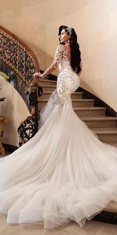 Lace Wedding Dress Gowns For Indian Wedding Reception Midi Dresses For Weddings Wedding Dresses Canada Bridal Gallery Wedding Dresses Canada, Fancy Wedding Dresses, Unique Wedding Gowns, Wedding Dress Sizes, Bridal Dresses, Wedding Bride, Colored Wedding Gowns, Lace Bride, Wedding Shot