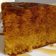 A delicious, sticky recipe for Honey Cake. Sweet Recipes, Cake Recipes, Dessert Recipes, Yummy Recipes, Sticky Recipe, Delicious Desserts, Yummy Food, Honey Cake, Recipes