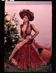 Hello Dolly with Barbra Streison images | Hello Dolly costume, Barbra Streisand