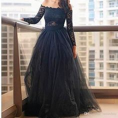 Elegant Red Lace Evening Dresses With Sleeves 2016 Myriam Fares Dresses Hi Low Off Shoulder Arabic Dress Party Prom Ball Gowns J1208 Debs Dresses Long Dress From Caradress, $135.68| Dhgate.Com