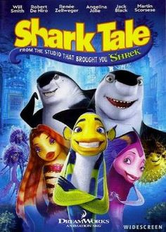 Shark Tale (2004) movie #poster, #tshirt, #mousepad, #movieposters2