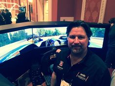 Racing legend Michael Andretti gets behind electric vehicle Formula E races