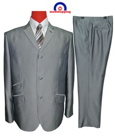 Bespoke Tailoring Suit - TONIC SUIT,SLIVER BLUE TONIC SUIT FOR MEN'S, £219.00 (http://www.bespokezone.com/tonic-suit-sliver-blue-tonic-suit-for-mens/)