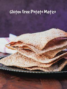 Gluten Free Potato Matzo Recipe