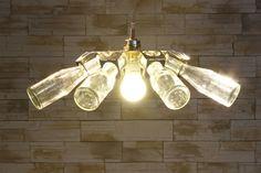 Hängelampen - Edelstahlhängelampe - ein Designerstück von lasca2011 bei DaWanda