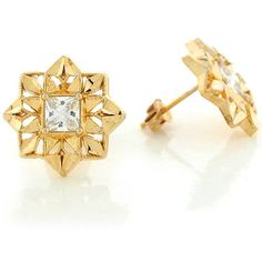 10k Real Yellow Gold White CZ 1.61cm Sparkle Sun Post Earrings Jewelry Liquidation http://www.amazon.com/dp/B00AYMFNXS/ref=cm_sw_r_pi_dp_hyX3tb0VTX3X3KRH