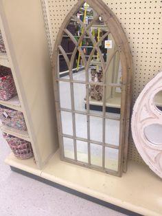 Antiqued Mirror Window- Hobby Lobby