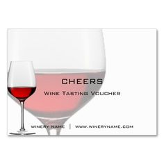 Bar, Winery and Restuarant Drink Vouchers and Coupons Large Business Cards (Pack Of 100). This is a fully customizable business card and available on several paper types for your needs. You can upload your own image or use the image as is. Just click this template to get started!