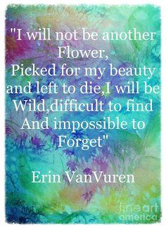 wild-flowers-with-quote-grunge-border-ellen-levinson.jpg (653×900)