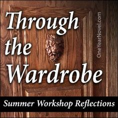 Daniel Schwabauer: Every summer we host a writing conference for One Year Adventure Novel (OYAN) students. We call it the Summer Workshop, and it is my favorite week of the year...