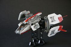 x-45 Spirit Starfighter by Adam Hollings