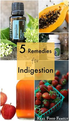 5 Remedies for Indigestion Health Remedies, Health And Fitness Tips, Health And Beauty, Health And Wellness, Natural Medicine, Herbal Medicine, Doterra Recipes, Wellness Programs, Home Remedies