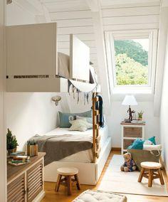 El diseño de habitaciones infantiles pequeñas no es una tarea fácil de enfrentar para los padres por esto les ofrecemos nuestros consejos.