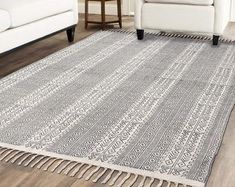 Handmade Rug / Carpet / Vintage Kantha Quilts by IndianWomensCrafts Dhurrie Rugs, Kilim Rugs, Anthropologie Rug, West Elm Rug, Indian Rugs, Rustic Rugs, Home Living, Living Room, Floor Rugs