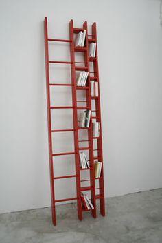 Hô Bookcase - Width 64 cm by La Corbeille