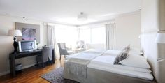 Welcome to a historic hotel dating from idyllically situated by the Sola beach, just 15 minutes from Stavanger. Stavanger, Double Room, Spa, Traditional, Luxury, Norway, Furniture, Home Decor, Beach Resorts