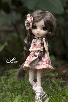 i love her outfit #pullip #cute