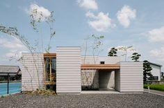 House design / Shop design/ Renovation design / Interior design / Other design Renovation Design, Box Houses, Small Houses, Flat Roof House, Facade Architecture, Story House, Architect Design, Modern House Design, Ideal Home