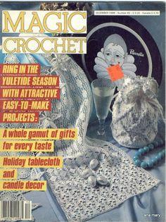 Magic Crochet n° 45 - ana mary - Picasa Web Albums