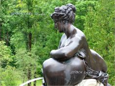 Milkmaid at Linderhof by StockLaneStudio on Etsy, $15.00