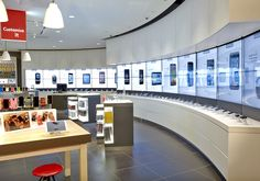 Verizon's Destination Store Transforms Shopping Experience Into An Interactive Playground Designed To Educate and Engage