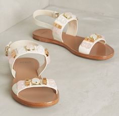 Aerin Essie Sandals.