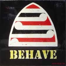 Mike Weston and Otis Frizzell's Behave print for sale in the black colourway. Key Tattoos, Skull Tattoos, Foot Tattoos, Sleeve Tattoos, Zealand Tattoo, New Zealand Art, Maori Art, Kiwiana, Print Store