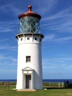 Kilauea Lighthouse by SummerRamblr #Kauai #Lighthouse #Hawaii