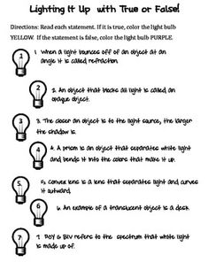 Worksheets Natural And Artificial Sources Of Light Worksheet students will identify artificial and natural light sources in lighting it up with true or false