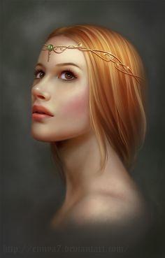 Princess by Ennya7 on deviantART