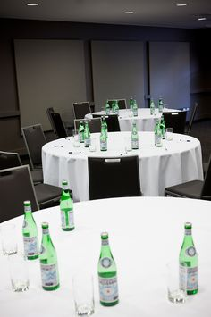 Quay West is offering 3 stylish conference rooms. Conference Facilities, Conference Room, Quay West, Rooms, Events, Table Decorations, Stylish, Home Decor, Bedrooms