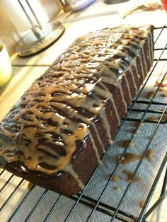 Peanut Butter Banana Bread - this was the bomb!