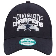 Dallas Cowboys 2014 NFC East Division Champs 9Forty Cap faa01f77b