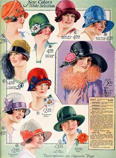 Vintage Fashion and Beauty : Photo