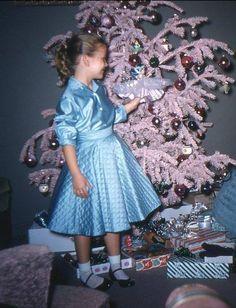 Vintage Christmas-1950s...