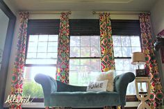Diy Curtains, Follow These Steps
