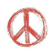 peace sign tattoos | Amazing Peace Sign Tattoos