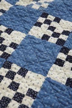 Sweet Baby Blues Quilt
