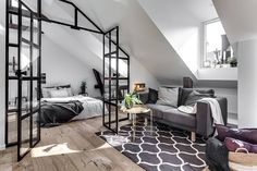 A stunning Scandinavian apartment - Is To Me