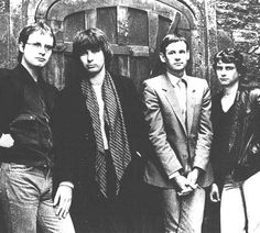 XTC - Not ones to perform so lucky to have caught them live in early 80's at the Capitol Theater, Passaic, N.J.