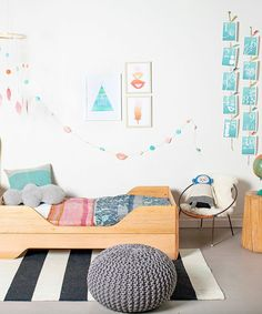 Look at this Boho Baby DIY Room Decoration Set by Children Inspire Design Kids Decor, Diy Room Decor, Deco Kids, Little Girl Rooms, Kid Spaces, Kids House, Boy Room, Kids Furniture, Kids Bedroom