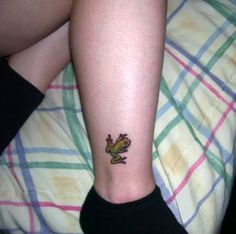 frog tattoos | Tia :: Frog tattoo picture by tandaw6 - Photobucket