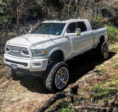 Lifted Cummins, Cummins Diesel Trucks, Ram Trucks, Dodge Trucks, Pickup Trucks, Lifted Dodge, Jacked Up Trucks, Lifted Cars, Truck Games