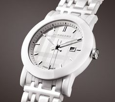 Burberry watch - WANT IT!